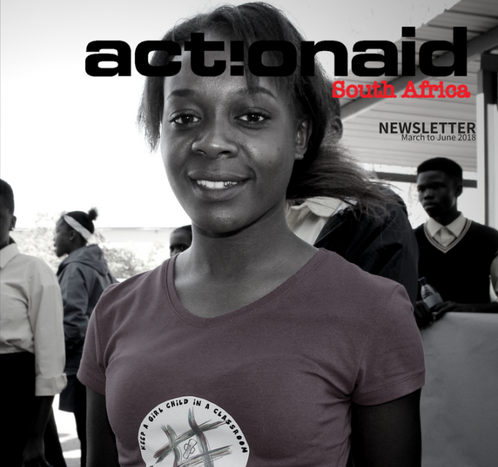 ActionAid South Africa Newsletter